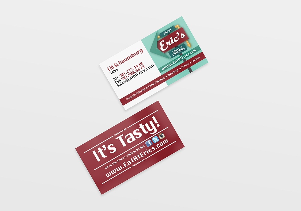 Erics Business Card