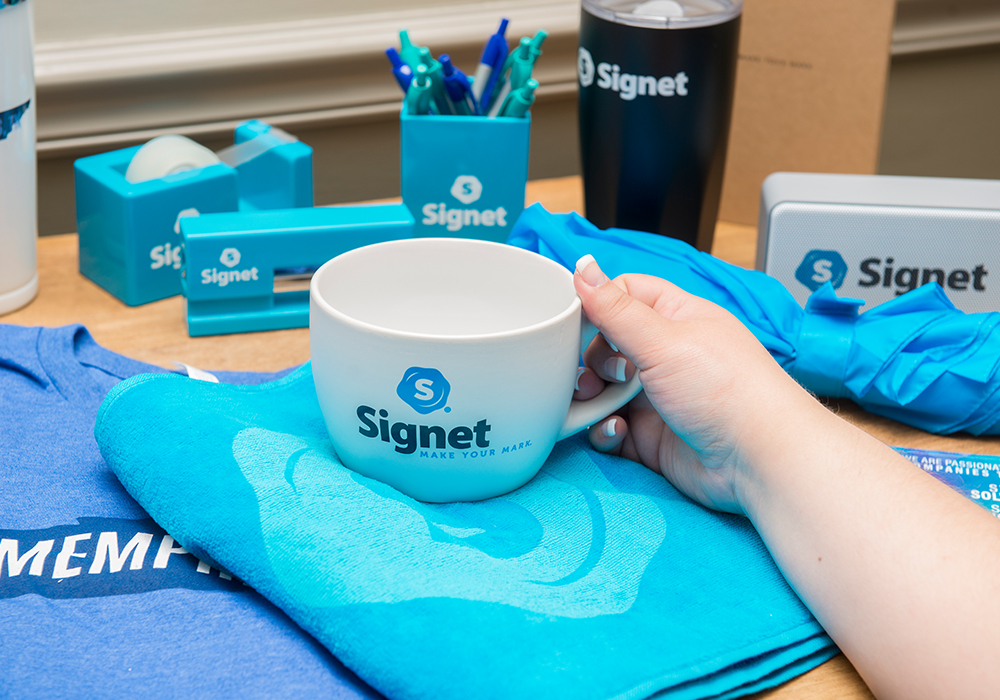 photo of Signet Branded Products  - digital marketing