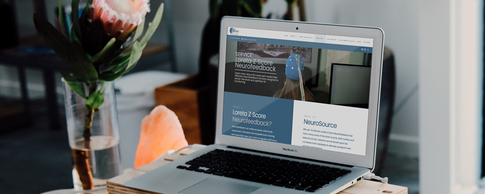 Neurosource Website Case Study