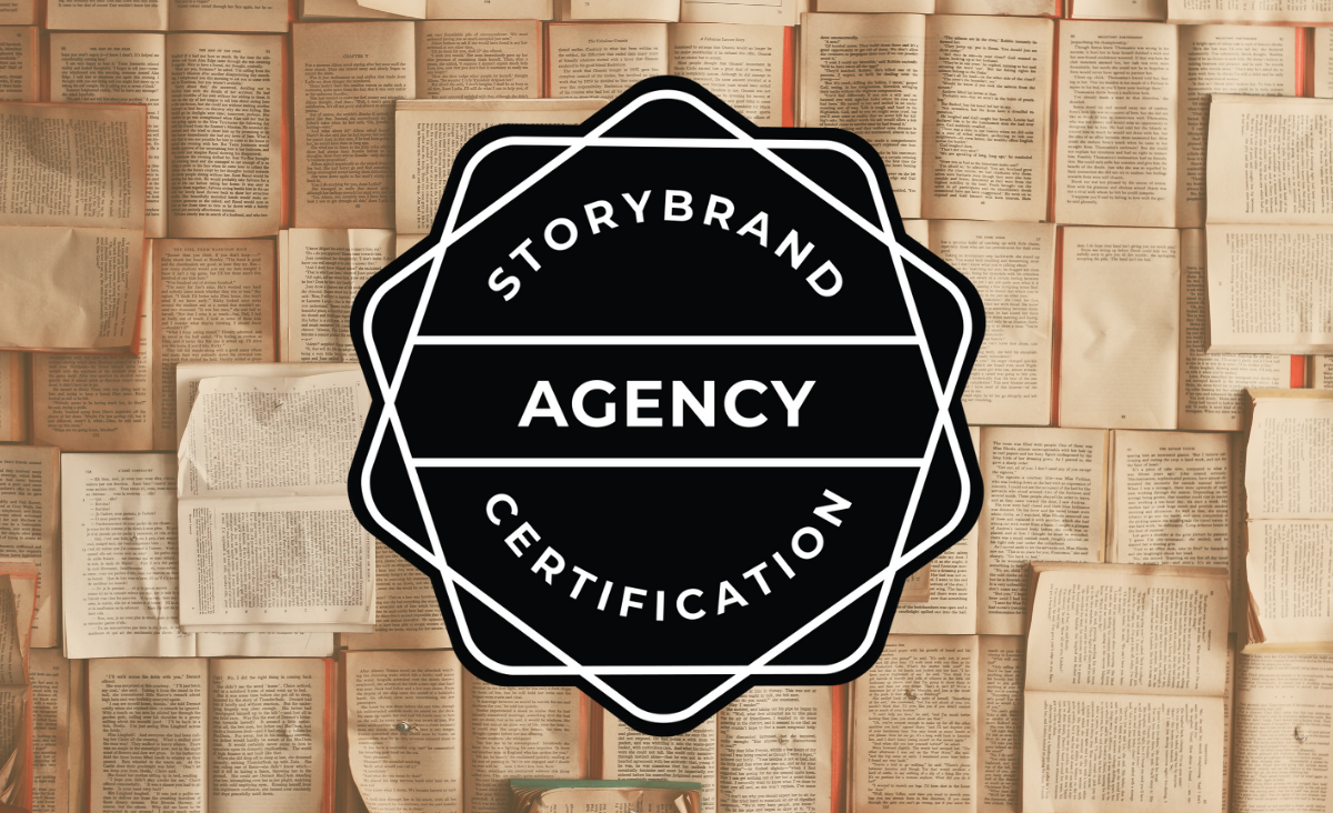 It's Official: Sauce Marketing is a Certified StoryBrand Agency