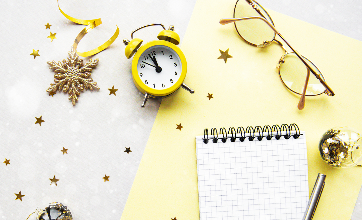 4 New Year's Resolutions You Can Make for Your Business This Year